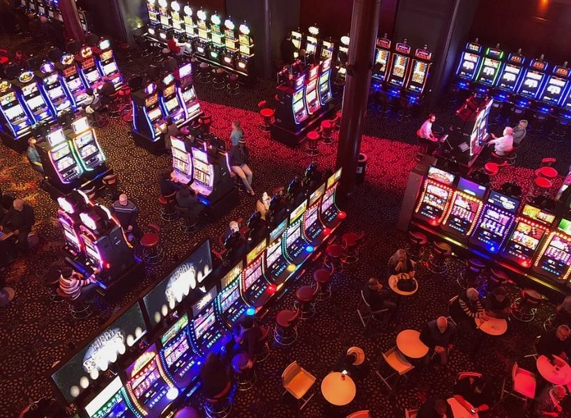 Finest Casino Slot Games For Actual Money And Bitcoin